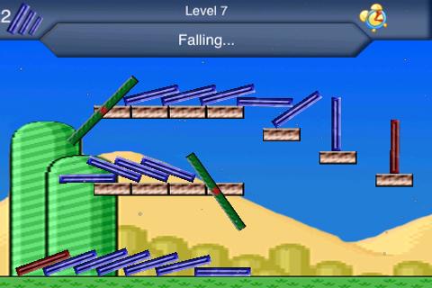DominoFall Lite screenshot #3