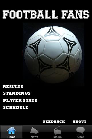 Football Fans - Santander screenshot #1