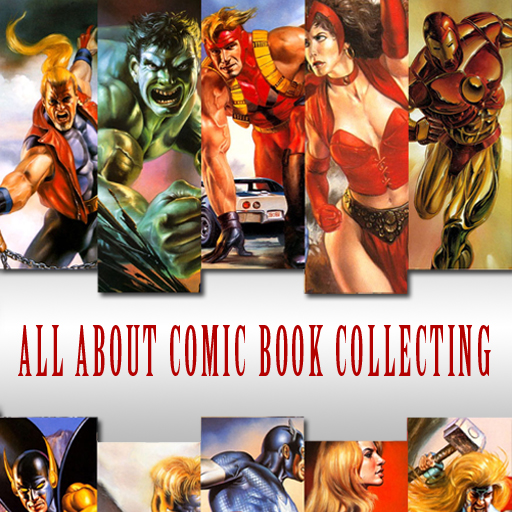 All About Comic Book Collecting