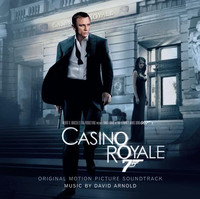 Casino Royale (Original Motion Picture Soundtrack) [Double Disc ... Daniel Craig 007