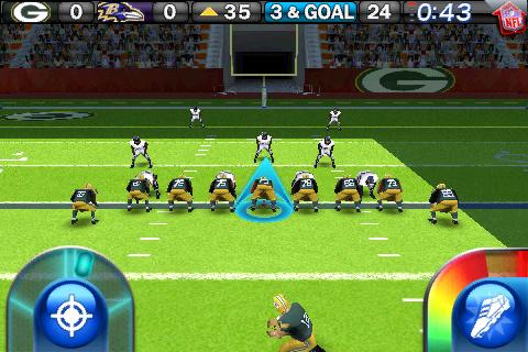 NFL 2010 screenshot #2