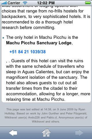 ProGuides - Machu Picchu screenshot #2