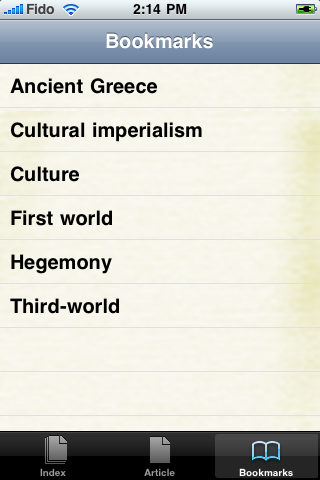 Cultural Imperialism Study Guide screenshot #3