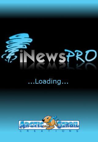 iNewsPro - Saginaw MI screenshot #1