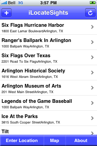 Arlington, Texas Sights screenshot #3