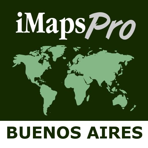iMapsPro - Buenos Aires