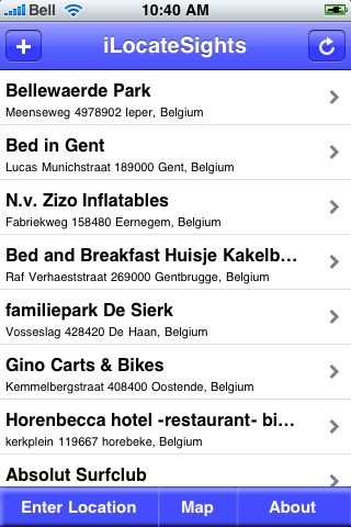 Bruges, Belgium Sights screenshot #3