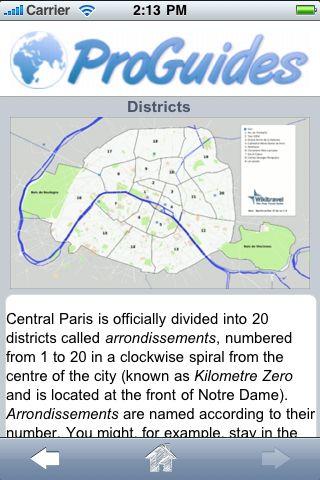 ProGuides - Paris screenshot #3