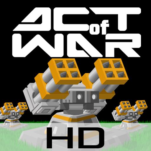 Act Of War: Urban Defense HD