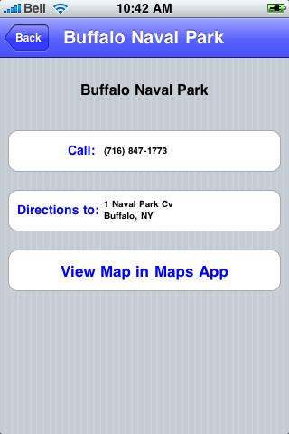 Buffalo, New York Sights screenshot #2