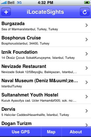 Istanbul Sights screenshot #2