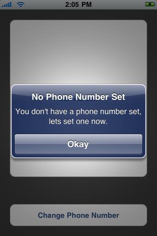 Dial My Nanny screenshot #4
