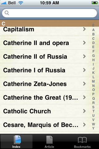 Catherine the Great Study Guide screenshot #3