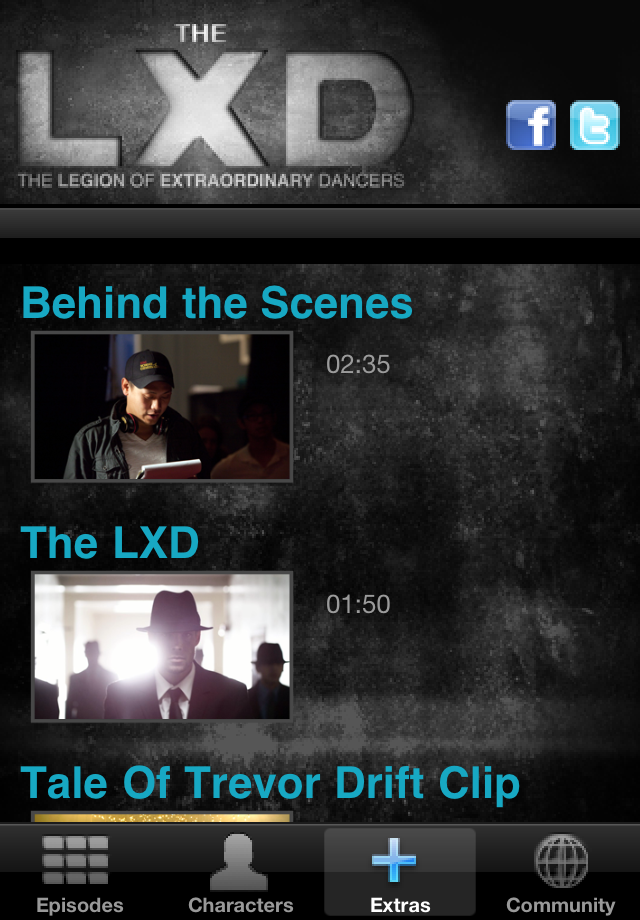 LXD screenshot #2