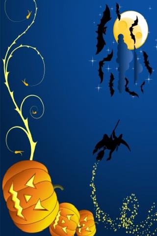 Happy Halloween Slide Puzzle screenshot #1