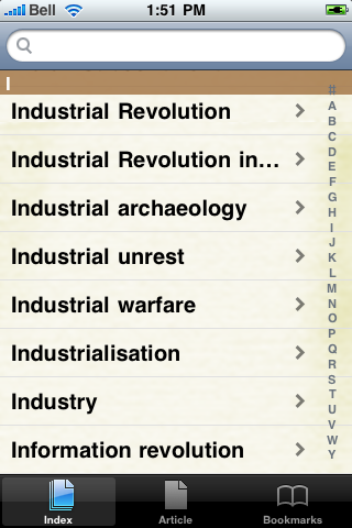 Industrial Revolution Study Guide screenshot #3