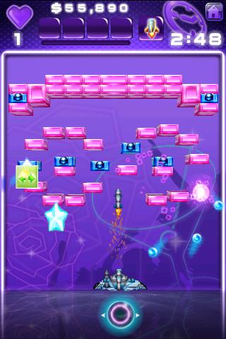 Block Breaker Deluxe 2 screenshot 1