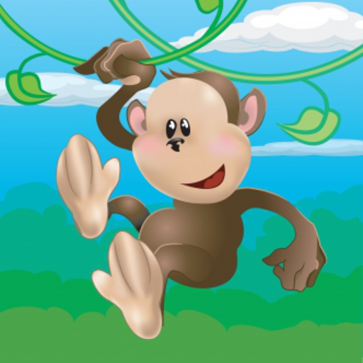 Funny Monkey Slide Puzzle