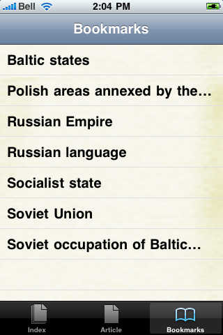 The Soviet Union Study Guide screenshot #2