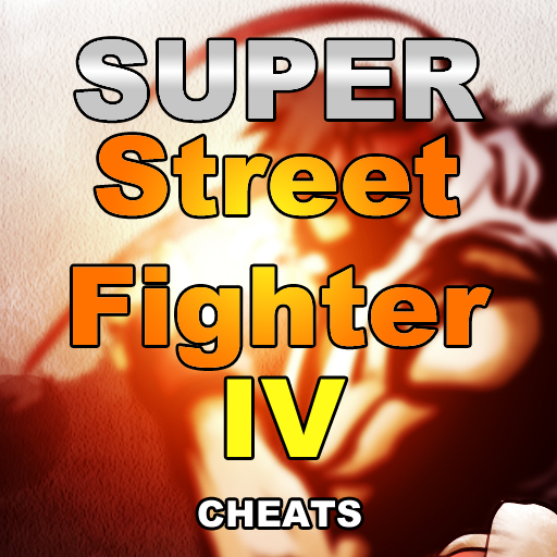 Super Street Fighter IV - Cheats