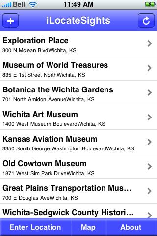 Wichita, Kansas Sights screenshot #2
