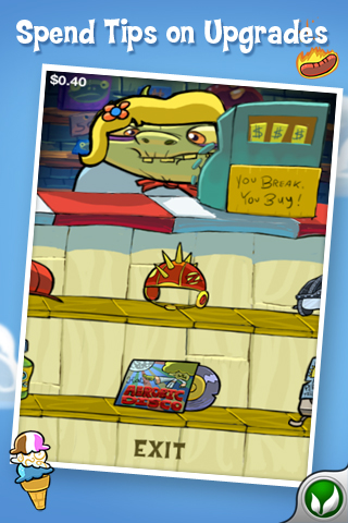 Zombies Ala Mode™ screenshot #3