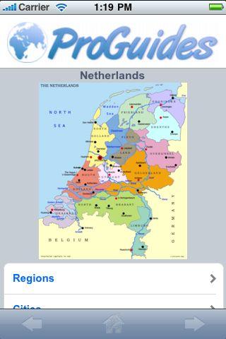 ProGuides - Netherlands screenshot #1