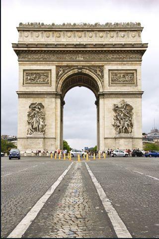 SlidePuzzle - Arc de Triomphe screenshot #3