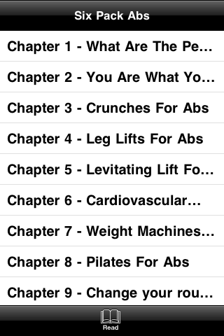 Six Pack Abs – Secrets to the Best Abs Ever! screenshot #4
