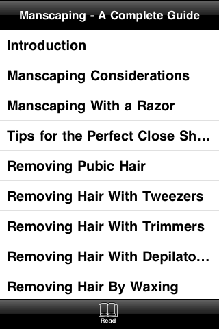 Manscaping – A Complete Guide screenshot #3