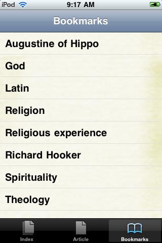 Theology Study Guide screenshot #3