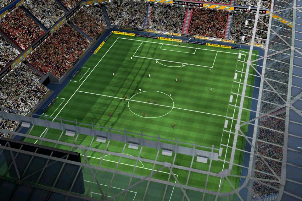 Real Soccer 2011 FREE screenshot #4