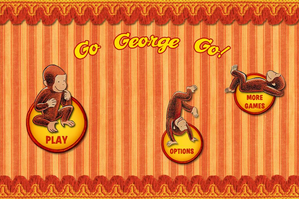 Go George Go! screenshot 1
