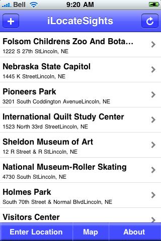Lincoln, Nebraska Sights screenshot #2
