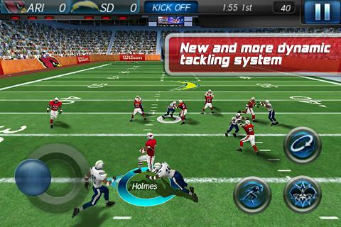 NFL 2011 screenshot 2