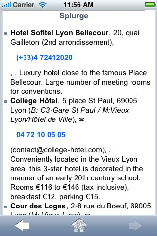 ProGuides - Lyon screenshot #2
