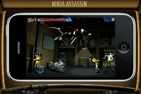 Ninja Assassin screenshot #2