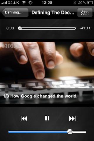 BBC Listener screenshot #3