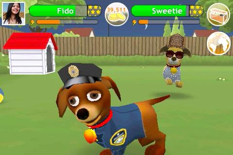 Touch Pets Dogs screenshot 4