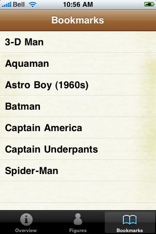 Super Heroes Pocket Book screenshot #5