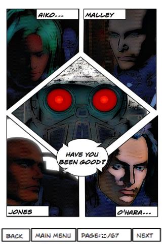 Xmas 2097 screenshot #4