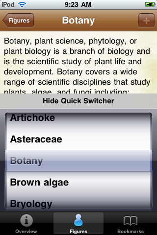 Botany Guide Pocket Book screenshot #4