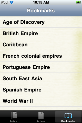 The French Empire Study Guide screenshot #3