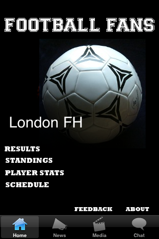Football Fans - London FH screenshot #1
