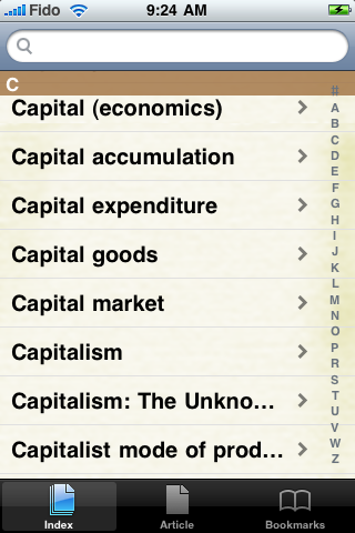 Capitalism Study Guide screenshot #2