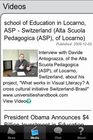 Book News screenshot #4
