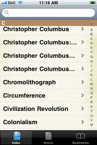 Christopher Columbus Study Guide screenshot #3