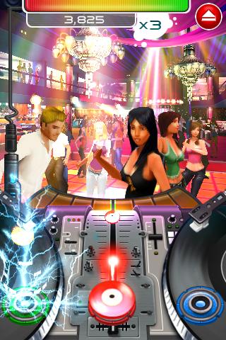 DJ Mix Tour Free screenshot #1
