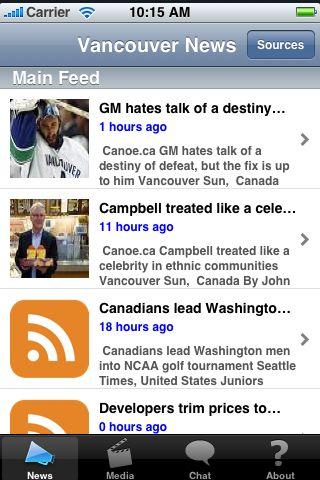 iNewsPro - Providence RI screenshot #2