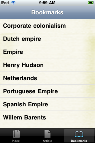 The Dutch Empire Study Guide screenshot #3